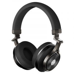 Bluedio T3 Plus Sport bluetooth 4.1 Stereohörlurar Hörlurar med hörlurar med mikrofon