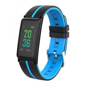 KALOAD B5 0,96 tum färgskärm hjärtfrekvens blodtryck syre IP67 vattentätt armband