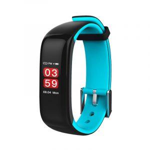 KALOAD P1 Plus Sports Band Color Display Waterproof Heart Rate Blood Pressure Monitor Smart Bracelet