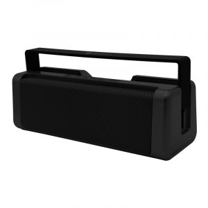 16W HiFi Portable Wireless bluetooth Speaker 2600mAh Dual Units Stereo Bass Subwoofer with Mic