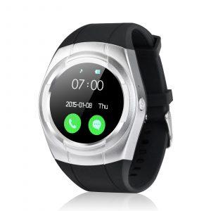 Binai T6 bluetooth Smart Watch  Clock Touch Screen Sports Mate For iphone 8/X  Xiaomi