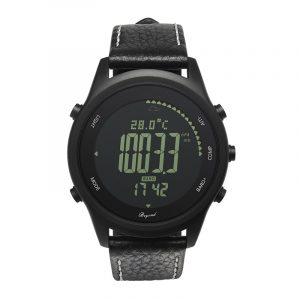 S3 Ultra Thin Outdoor Sports Watch Pedometer Compass Barometer Digital Watch