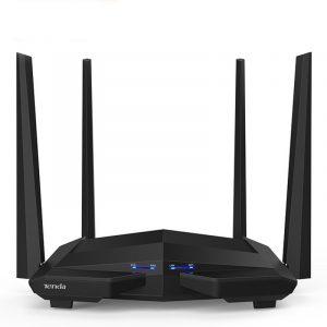 Tenda AC10 1200Mbp Wireless Wifi Router 2.4/5G 4*5dBi Antenas Gigabit App Control Router