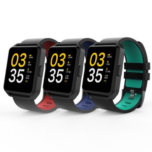 KALOAD DW19 PRO Heart Rate Monitor Waterproof Fitness Tracker Sports Smart Bracelet
