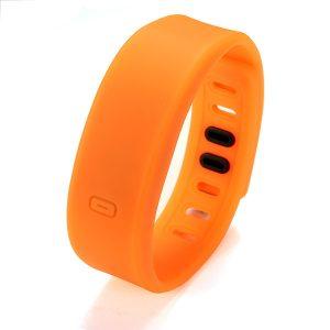 LED Digital Jelly Colours Silikonband Herr kvinnor Armbandsur
