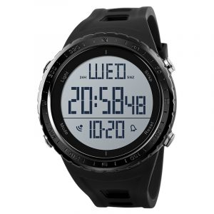 SKMEI 1310 Digital klocka Simning Sport Mode Bakljus LED-armbandsur för män