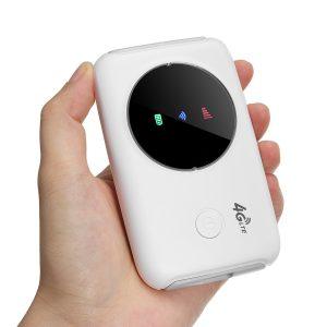 4G LTE Trådlös router Mobil router Bärbar WiFi Hotspot