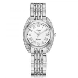 High-end Ladies Roman Numerals Women Quartz Watch