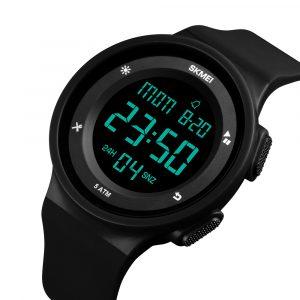SKMEI 1445 Silikon vattentät digital klocka
