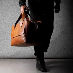 Ekphero Men Solid Casual Multifunction Bag