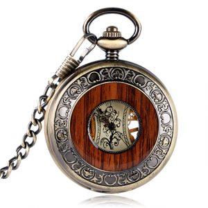 Deffrun Vintage Style Self-winding Mechanical Watches