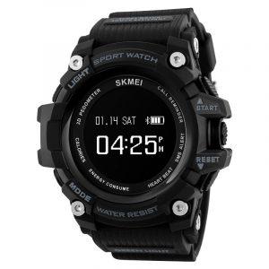 SKMEI 1188 Smart Klocka Puls påminn pedometer Calorie Sport Fashion bluetooth klocka