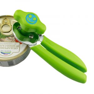 Can Opener For Opening Jar Can Bottle Wine Kitchen Practical Multi Purpose All Size in One Tool