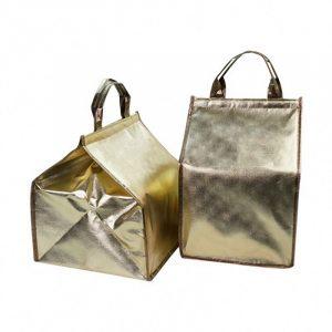 Honana Cooler Bag Cake Insulation Bag Refrigerated Ice Bag Cake Bag Foil Ice Baked Fresh-keeping Cake Cooler Bag