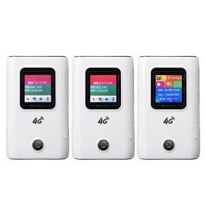 4G trådlös mobil router bärbar WIfi-modem 150 Mbps SMS-meddelandestöd 10 enheter