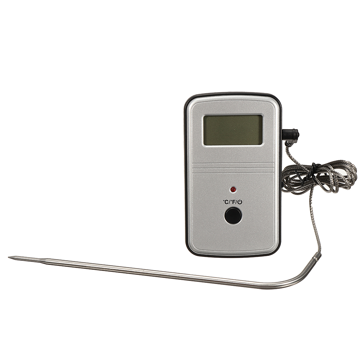 Digital LCD Wireless Remote Thermometer For Meat BBQ Grill Kitchen Oven Food BBQ Thermometer