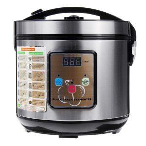 5-6L 90W Black Garlic Fermenter Digtal Ferment Box Automatic Temperature Adjust Food Processor Machine