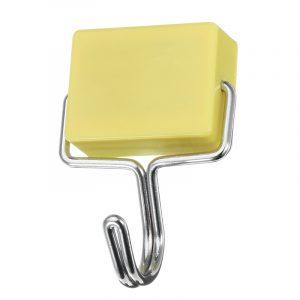 2KG Strong Magnetic Metal Home Hooks Hanger House Door Magnet Hooks Key Hat Holders