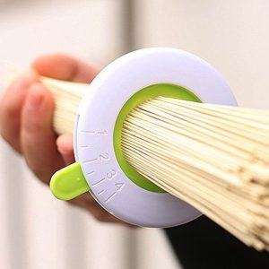 Adjustable Spaghetti Pasta Noodles Measurer Controller Measuring Tool Kitchen Cooking Gadget
