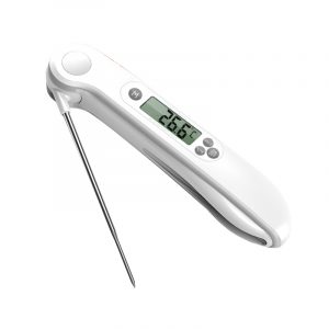 Minleaf ML-CT2 Kitchen Food Termometer 1C Baby Milk Termometer Backlight Display BBQ Thermometer