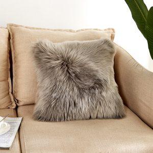 40*40cm Fluffy Plush Soft Sofa Chair Pillow Case Cushion Cover