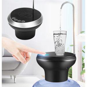 Elektrisk automatisk dricksflaska USB vattenpump dispenser maskin hemmakontor