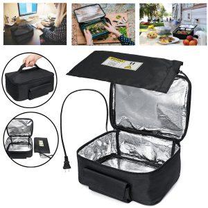 220V 6L Mini Lunchtasche Lunch Bag Kühltasche Lebensmittel Heizung Lunch Heater