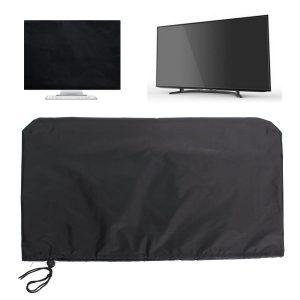 Computer Flat Screen Monitor Dustproof Plug Cover LED PC TV 19-21 Inch Laptop