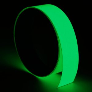 3mx12/15/20/30/40/5/100mm Luminous Tape Self-adhesive Glowing In The Dark Safety Stage Home Decor