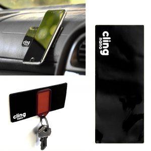 Håller fast klibbiga cellkuddar Anti Slip Gelkuddar Hållare Håller mobiltelefoner Padknappar Kamera för breda applikationer