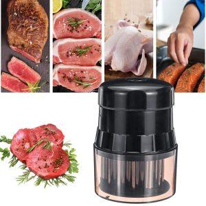 Kött smörjningsnål Injektor smaksås Enhancer 31 rostfritt stål nål
