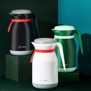 17Pin 24H Insulation Vacuum Pot 1L Water Pot Water Bottle Vacuum Glass Liner Long-term Insulation Pot From Xiaomi Youpin