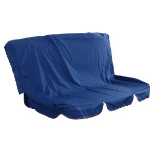 2/3 Seater Replacement Canopy Swing Hammock Seat Spare Sofa Chair Covers Garden Chair Bench