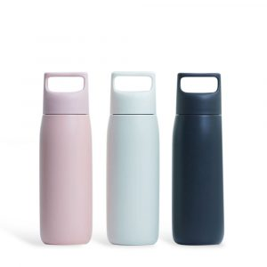 Fun Home Portable Thermos Cup 450ML med Tefilter Bärbar mugg Vattenflaska Vacuum Cup från Xiaomi Youpin