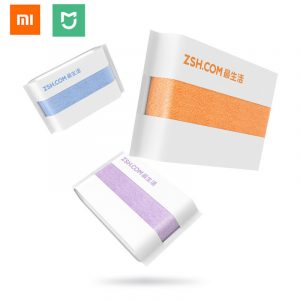 [2019 New] ZSH Youth Series Polyegiene Antibacterical Towel Highly Absorbent Bath Face Hand Towel from Xiaomi Youpin