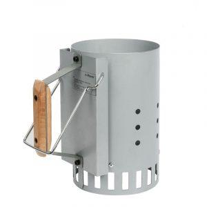 BBQ Charcoal Ignitor Starter Matlagningspis Fire Chimney Starter BBQ Tools Tändare