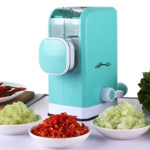 KCASA B233 Multifunctional Meat Grinder Stainless Steel Mincer Pepper Grinder Meat Chopper Smashing