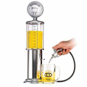 KCASA KC-WD907 Double &Single Model Liquid Decanter Pourers Bar Drinking Dispenser Beverage Dispenser