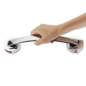 Bathroom Tub Toilet Handrail Grab Bar Shower Safety Support Handle Towel Holder