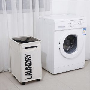 Rectangle Foldable Laundry  Storage Baskets Clothes Storage Bin Toys Bags Washing Hamper