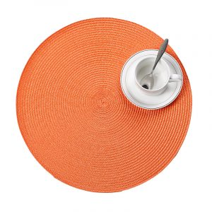 Hand Woven Mats High Quality Anti-hot PP Insulation Pad Home Daily Necessities Coasters