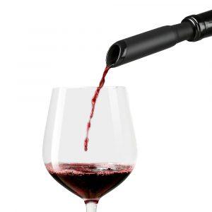 HUOHOU Fast Win-e Decanter Pourer Röda W-ine-flaskor Flytande hällverktyg Flaska Cork Pourer Bartender Bar Accessories från Xiaomi Youpin