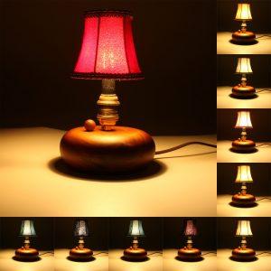 Ludd lampskärm Hängande vägglampa Ljus hängande Vintage europeisk stil heminredning