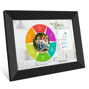 SSA 10.1 inch WIFI Cloud Digital Photo Frame 1280x800 HD IPS Screen Picture Album Play APP Control