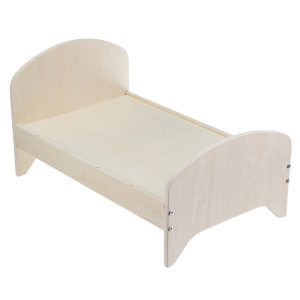 80x39.5x22CM Small Wooden Baby Photography Props Cot Posing Baby Photography Props Single Bed