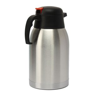 2L Vacuum Insulated Home Stainless Steel Water Kettle Thermal Thermos Jug Flask