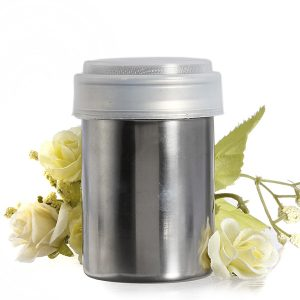 Stainless Steel Chocolate Coco Powder Seasoning Shaker