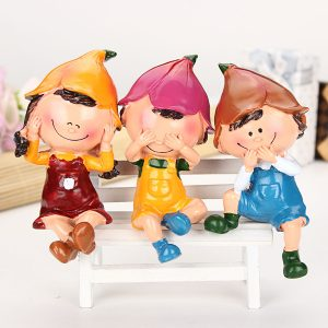 Doll Furnishing Articles Resin Crafts Home Decoration