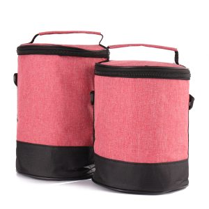 Muti-funtiion Lunch Bag Oxford Cloth Waterproof Lunch Bag Fashion Cooler Storage Bag Pinic BBQ Bag