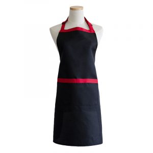 Honana Apron Double Adjust Buckle Color Block Kitchen Multipurpose Polyester Aprons